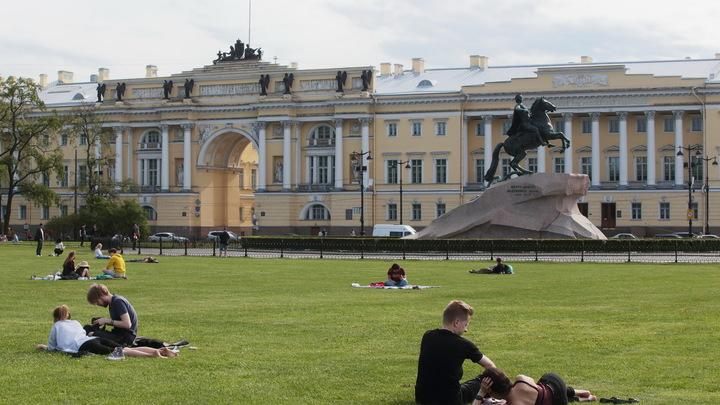 Синоптики рассказали, какой месяц в Петербурге будет самым жарким