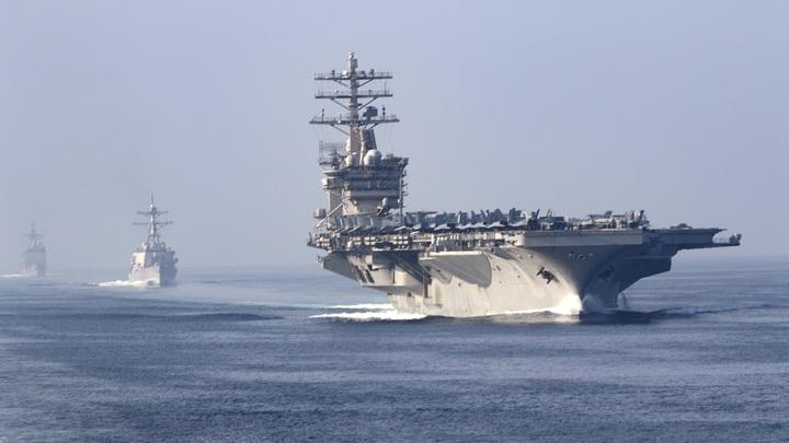 Китай предупредил Россию: США готовят жёсткий удар по флоту в Атлантике