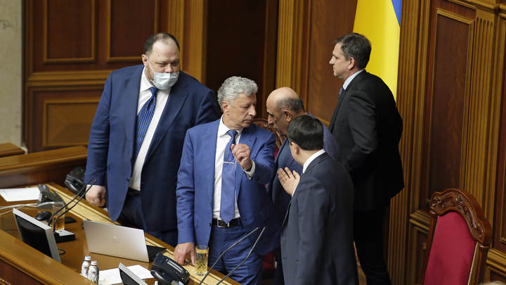 Украинские депутаты выступили за разрыв дипотношений с Беларусью