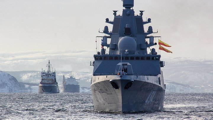 Оснащённый рвотным оружием фрегат Адмирал Горшков первым получит неудержимые Цирконы - источник