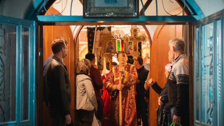 20 тысяч екатеринбуржцев попросили Бога благословить место под строительство храма