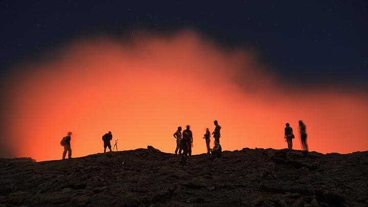 Ученые выловили в эфиопском вулкане микробы, способные выжить на Марсе