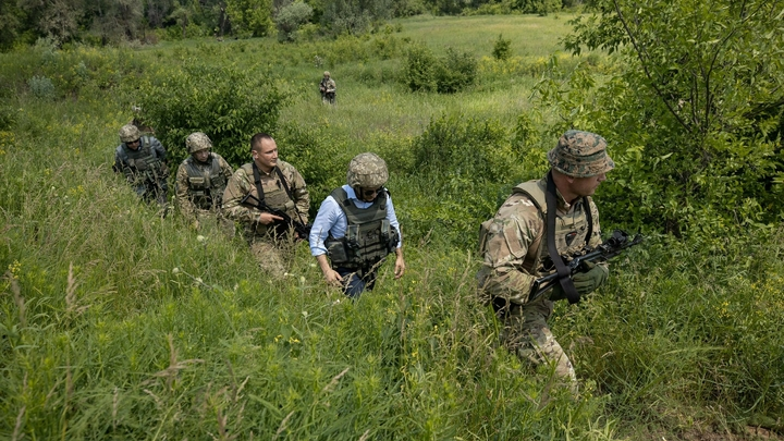 Сам себя опроверг: Скабеева поймала на лжи дипломата США, разглядевшего в Донбассе российскую армию
