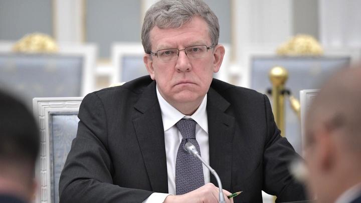 Либералы поставили крест на выдвижении Кудрина в президенты России