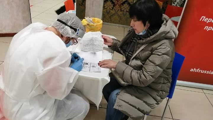 В Челябинске в ТРК в выходные пройдет бесплатное тестирование на COVID-19