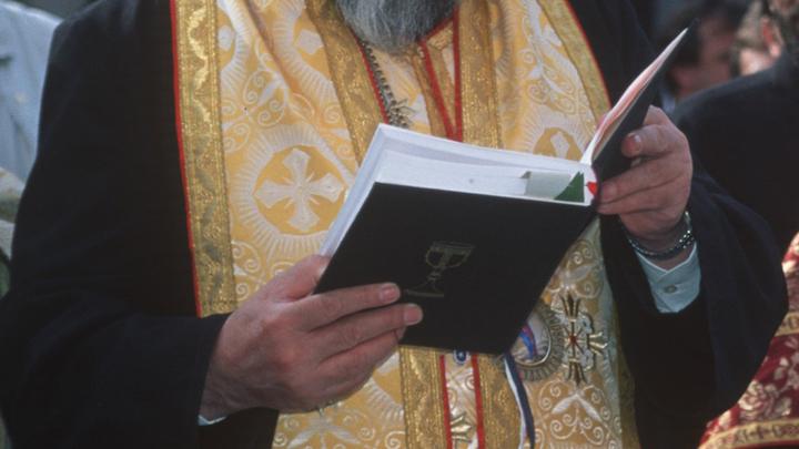 Хотя бы минимально изучите: Священникам на примере Сенцова объяснили, как не надо защищать политзаключённых