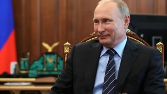 В России создан Золотой Путин
