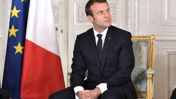 Все указывает на теракт: Макрон прокомментировал нападение на супермаркет на Юге Франции