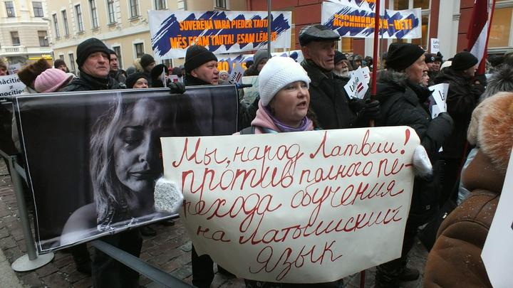 Лидер Русского движения Латвии: В стране идет принудительная ассимиляция русских