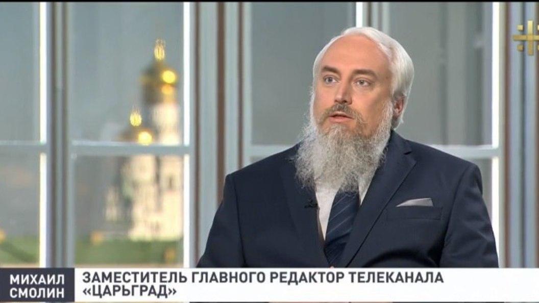 Михаил Смолин о выдвижении Путина: Россия может надеяться дожить до 2024 года без смут