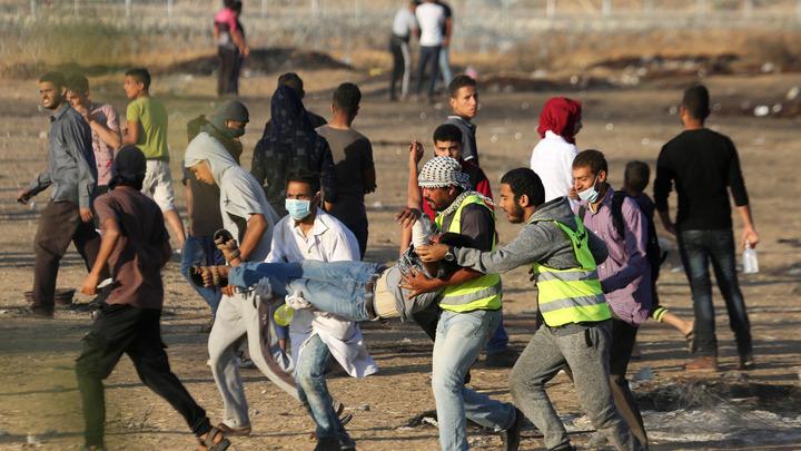 Борьба с протестами в Газе: Израиль натравил снайперов на безоружных палестинцев - Bloomberg