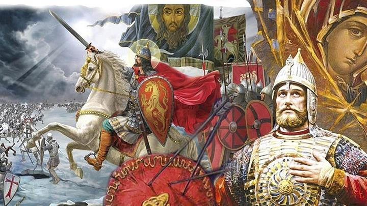 Русский выбор Александра Невского