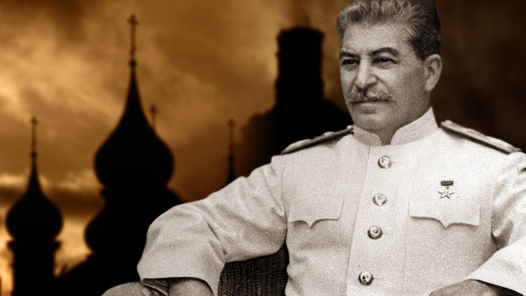 Сталин и православные иерархи