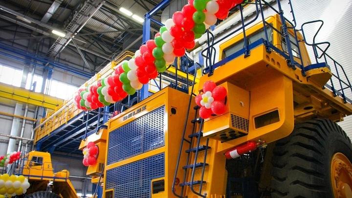 БелАЗ из-за санкций лишился трёх крупных поставщиков