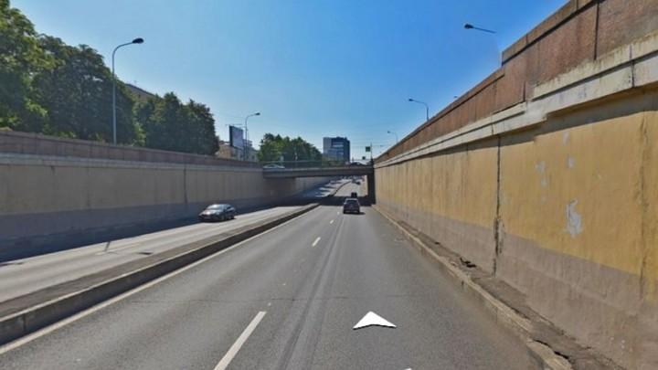 Ремонт в тоннеле у Гренадерского моста в Петербурге создаст пробки на два месяца