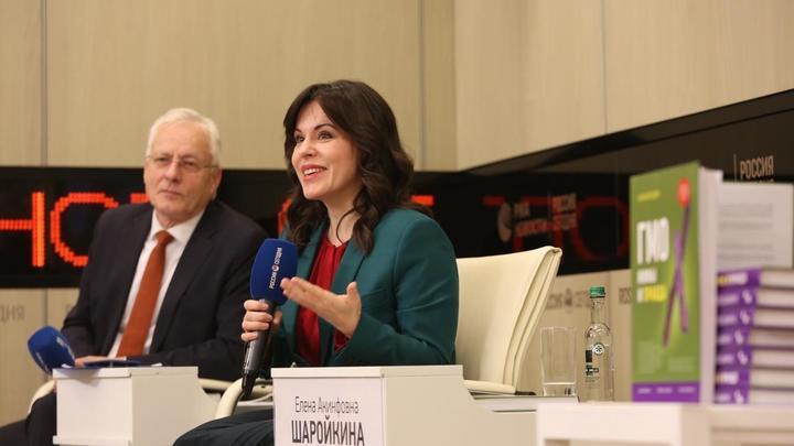 Мы единое целое: Экс-гендиректор телеканала Царьград Елена Шаройкина ушла, но осталась