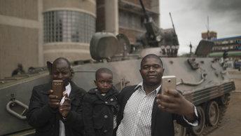 Новый президент Зимбабве вступит в должность в течение двух дней