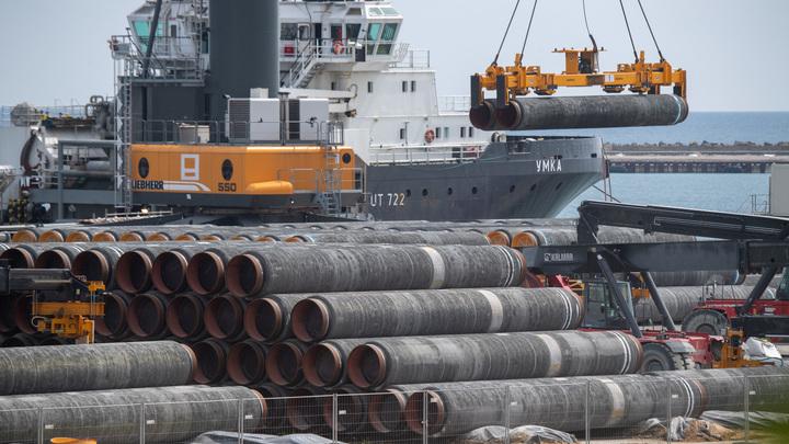 Когда понадобится...: В Дании раскрыли коварный план ЕС по Северному потоку - 2