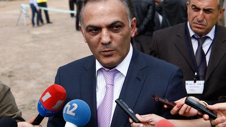 Задержанный в аэропорту экс-мэр Еревана отпущен под крупный залог