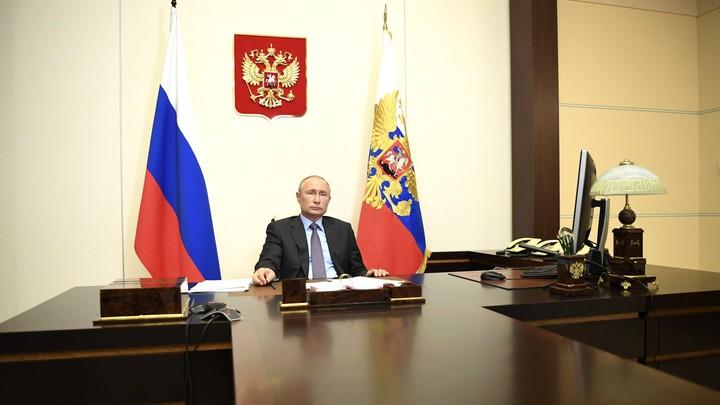 Путин обратился к нации: Важный урок истории от президента России получили австрийцы
