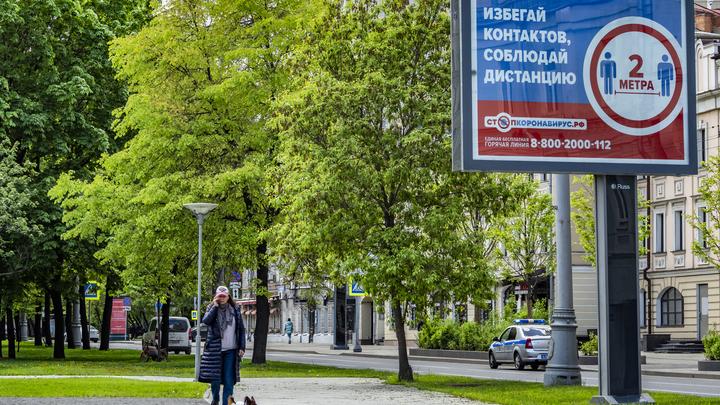 Эпидемиолог назвал условие остановки распространения коронавируса в России
