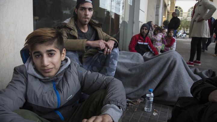 Молодежь превращается в нищих: Благополучная Европа не может избавиться от оков безработицы
