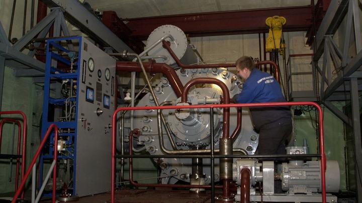 Украина призналась, что не справится с возросшим транзитом газа из России в Европу