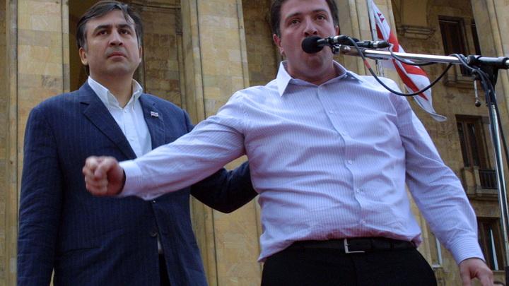 Будут в первых рядах: Габунию, Гварамию и Саакашвили отправили возглавить гей-парад