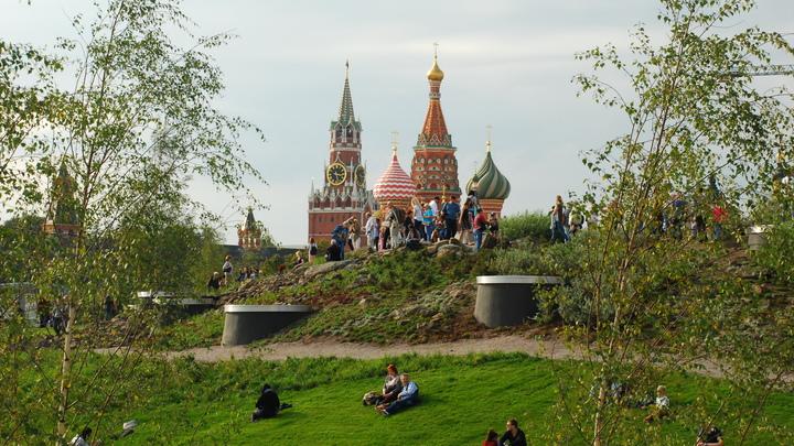 Сверхвысокое атмосферное давление в Москве побило рекорд 44-летней давности