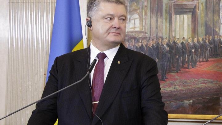 Европа сдает Порошенко: Spiegel ткнул носом Киев в болото коррупции