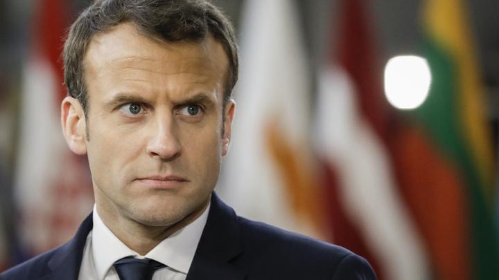 Президент Франции пожаловался Путину на заблокированную Россией резолюцию США