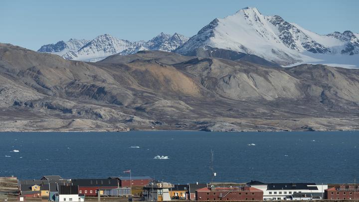 Норвегия призналась, почему был задержан российский траулер Борей возле Шпицбергена