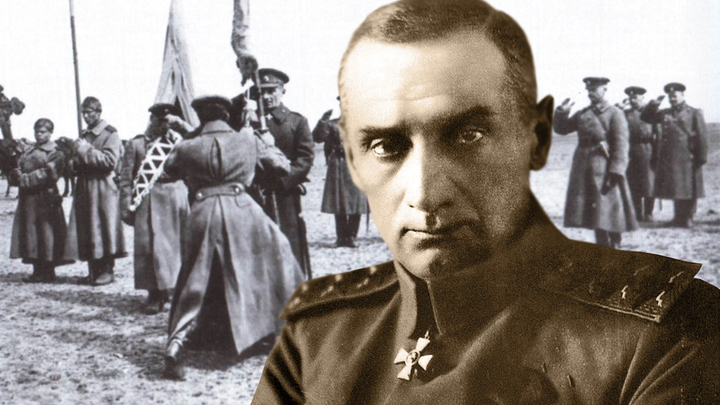 Адмирал Колчак в 1917 году: Военный, ставший политиком