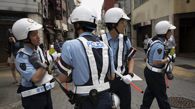 Ливневый нон-стоп вынудил десятки тысяч японцев срочно эвакуироваться