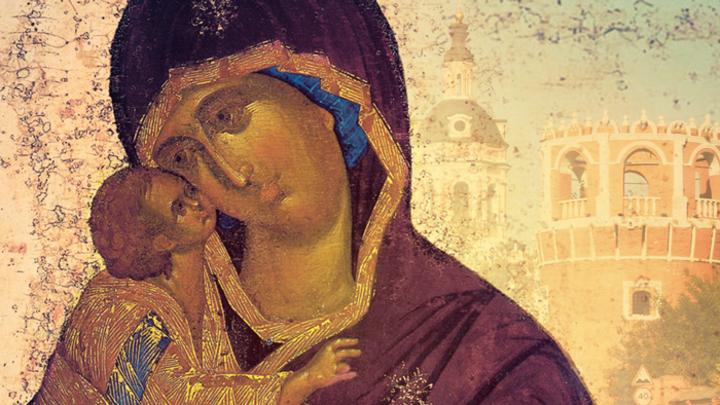 Донская икона Пресвятой Богородицы. Православный календарь на 1 сентября