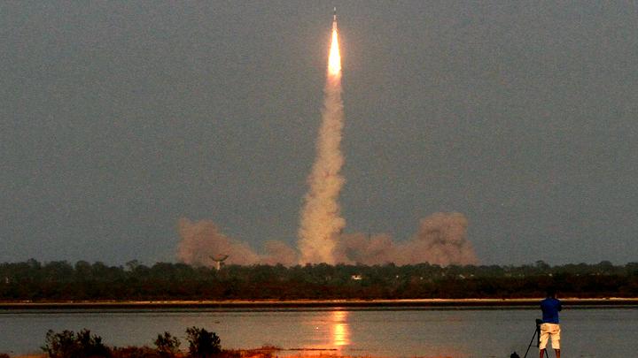 Индийская война в космосе