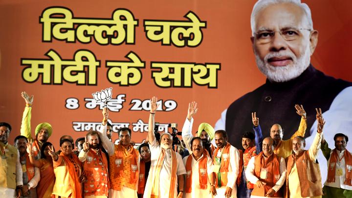 Что получит Россия от победы Моди на выборах в Индии?