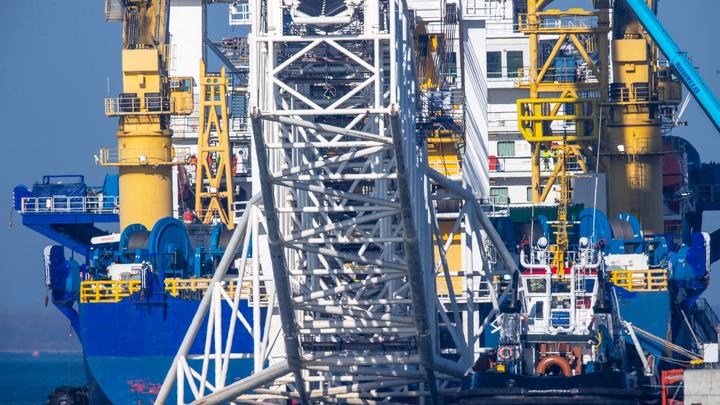 Власти Германии ответили на требование экологов по Северному потоку - 2