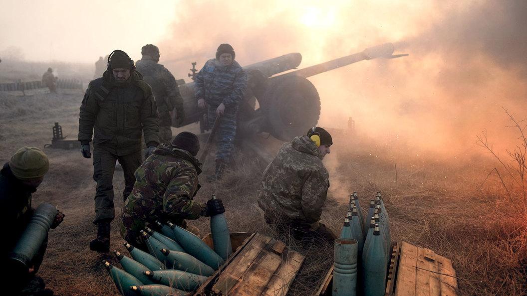 Донбасс: Весеннее обострение балансирует на грани блицкрига