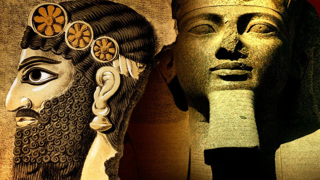 Как погибают народы и государства. Древний Египет и Ассирия