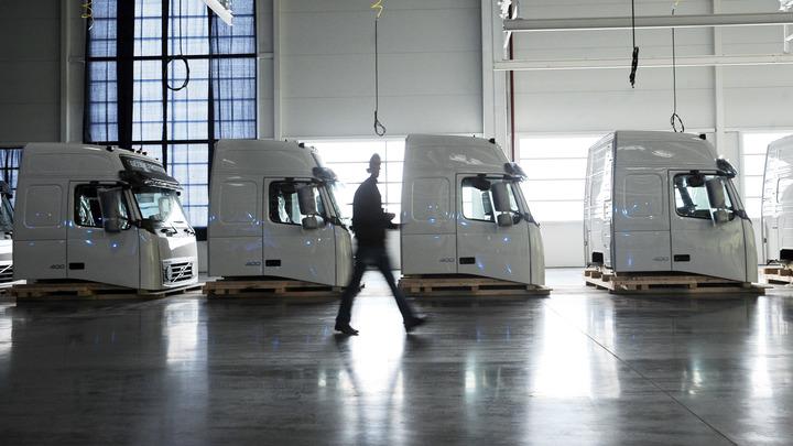 Рынок мертв: Volvo объяснила заморозку производства экскаваторов в Калуге