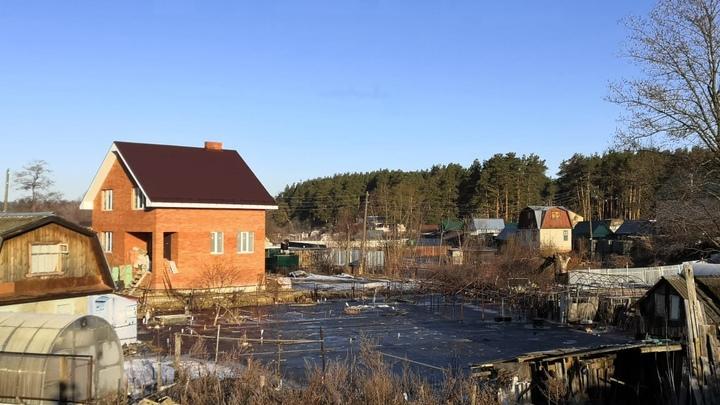 В Сарове Нижегородской области затопило 265 садовых участков