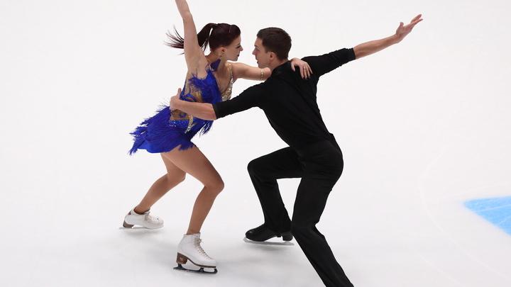 Боброва и Соловьев прокомментировали третье место в короткой программе