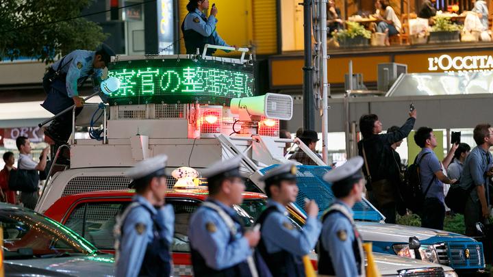 Скрывавшийся 13 лет от российского правосудия карманник пойман в Японии