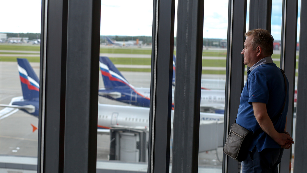 ВОдессе совершил экстренную посадку самолет, следовавший изРоссии