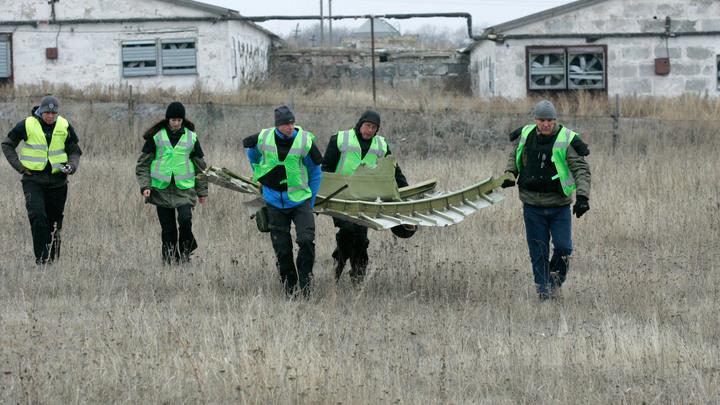 Баранец о скандале в деле MH17: Они уже пыль просто собирают
