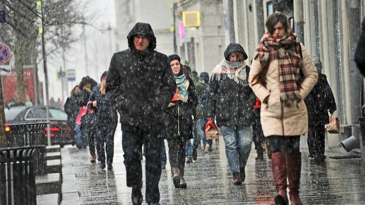 Мокрый снег и гололедица: что принесет в Санкт-Петербург заполняющий циклон
