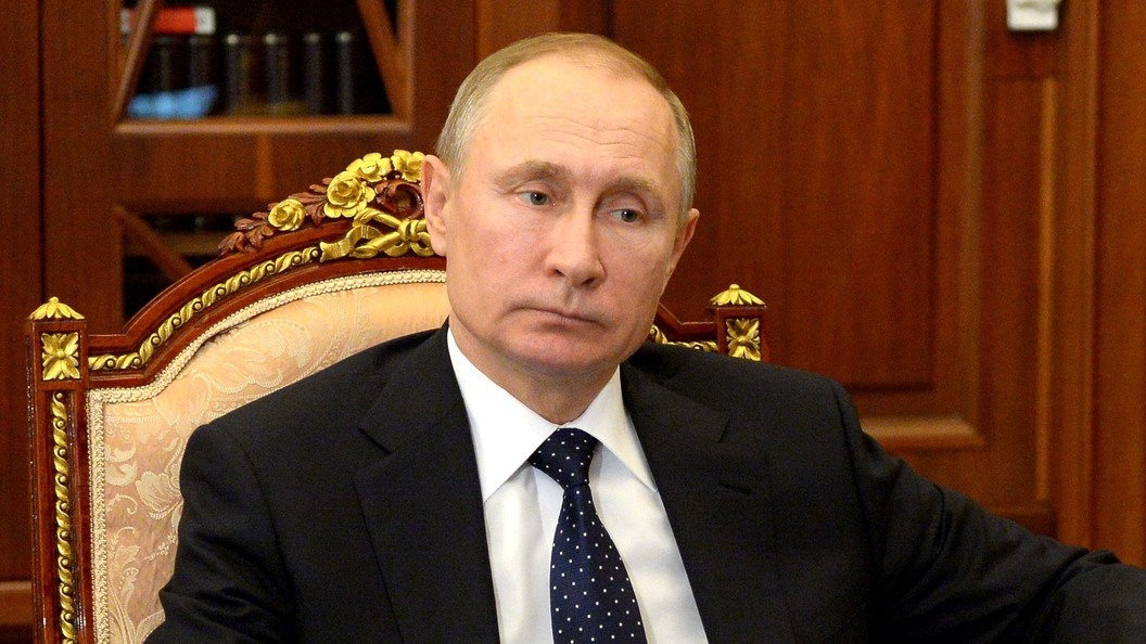 Путин назвал условие появления миротворцев вДонбассе