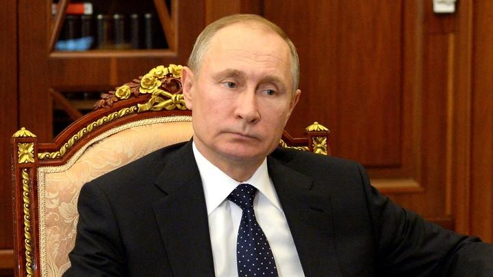 Украина должна решить это вместе с Донбассом: Путин оценил идею размещения миротворцев