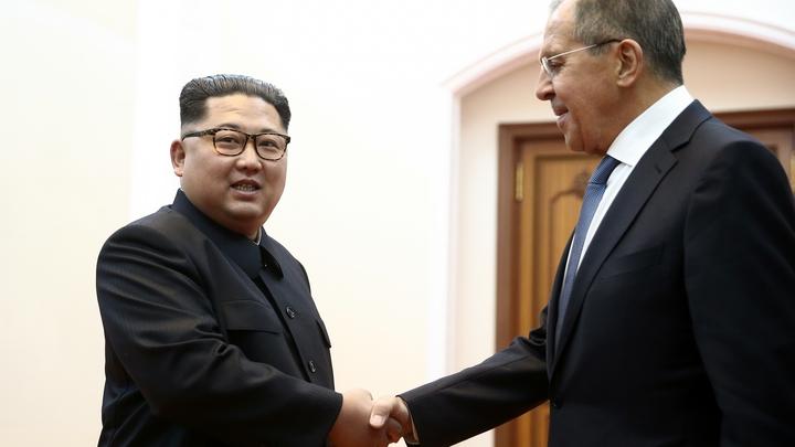 Визит Ким Чен Ына в Россию анонсировал президент Южной Кореи